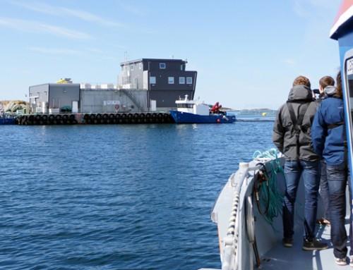 Artikkelserie om EXPOSED i Fiskeribladet